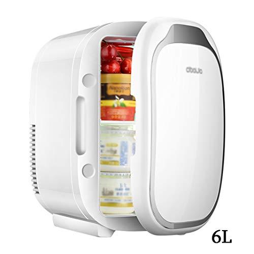 Mini Frigo da 6 Litri Dormitorio per Studenti Domestici Congelatore Refrigerazione Single Core Celle Frigorifere