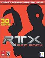 Rtx Red Rock - Prima's Official Strategy Guide de Prima Development