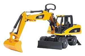 Bruder 02445 - CAT Mobilbagger