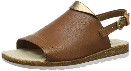 Hush Puppies Nannette, Sandales Femme Marron (Marron Clair)