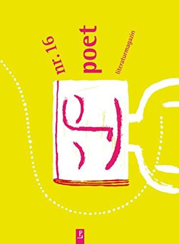 poet nr. 16: Literaturmagazin