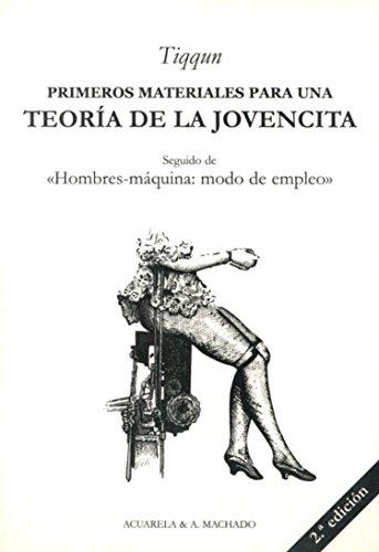 Primeros Materiales Para Una Teoría De La Jovencita (Acuarela & A. Machado)
