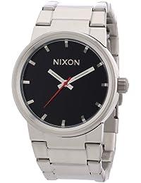 Nixon Herren-Armbanduhr Analog Edelstahl A160000-00