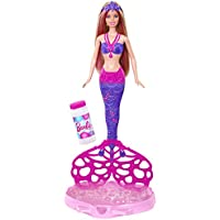 Barbie Bubble-tastic Deluxe Mermaid Fashion Doll - Fashionista Playset