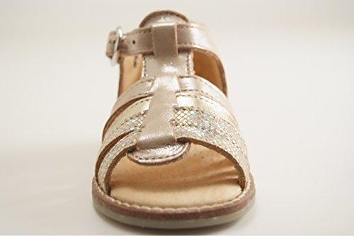 BABYBOTTE - TEOXANA - NU PIED SALOME - GOLD gold