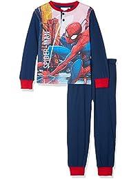 Disney Boy's Spiderman Sleepsuit