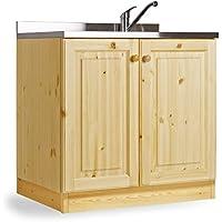 Amazon.it: lavello cucina con mobile - Armadietti / Cucina: Casa e ...