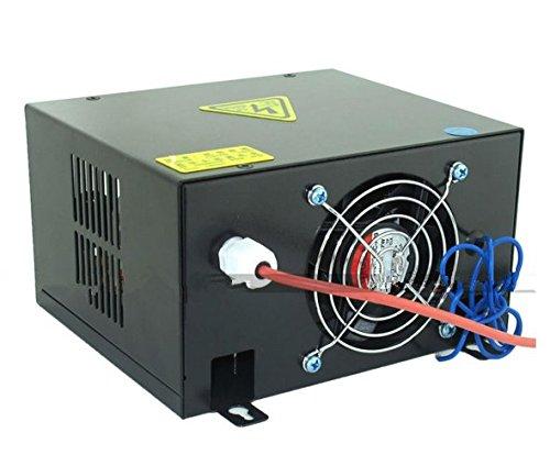 GOWE 50W CO2láser de alimentación para CO2láser grabado para máquina de cortar