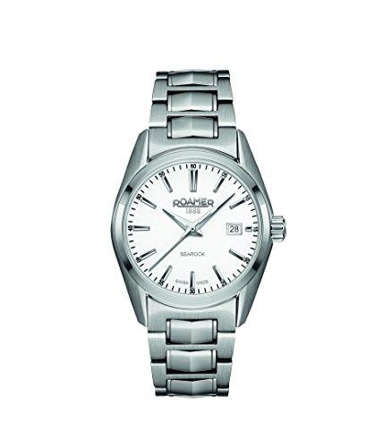 Roamer Damen-Armbanduhr SEAROCK LADIES QUARTZ Analog Quarz 210844 41 25 20