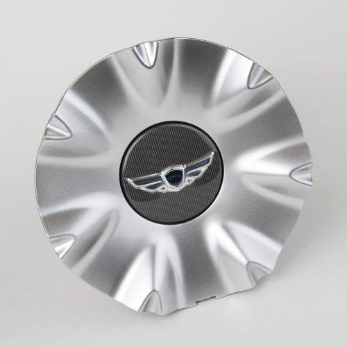 Hyundai Genesis Sedán ala Center Caps (conjunto de 4) para 14 de llantas y