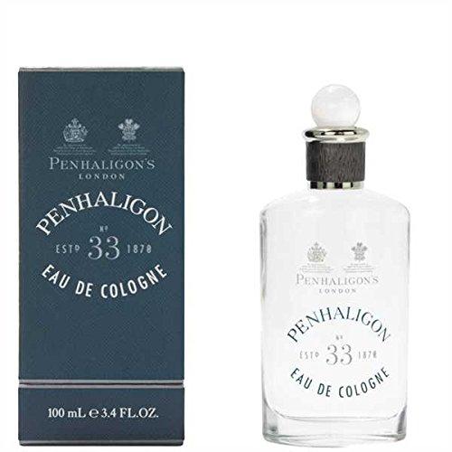 Penhaligon's N ° 33 Men Eau de Cologne Homme Parfum 100 ml EDC 1er Pack (1 x 100 ml)