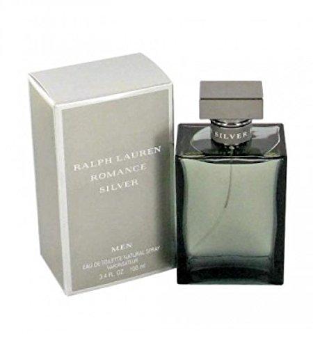 Ralph Lauren Romance Silver Men EDT 100 ml