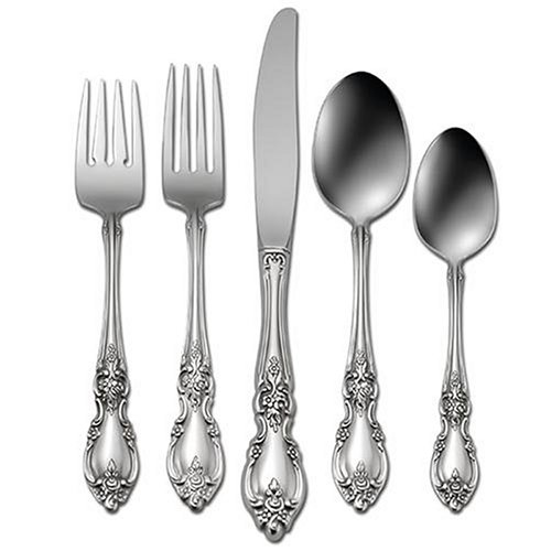 Oneida Louisiana Flatware - 5-Piece Place Setting