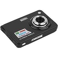 Digital Camera,emee 2.7 inch 8x Digital Zoom HD 720P 18 Mega Pixels TFT LCD Screen CMOS Sensor Compact Video Camcorders (Black).