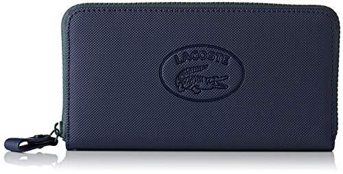 Lacoste - Nf2423wm, Carteras Mujer, Azul (Peacoat Greener), 2x10.5x19 cm (W x H L)