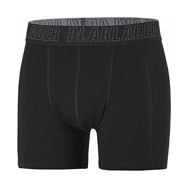 41JRUBlRoTL. SS600  - Blakläder 189711669900s Pack de 2Bóxers talla S negro