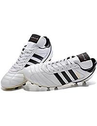 demonry zapatos para hombre Kaiser 5Liga FG–Botas de fútbol de fútbol de color blanco, hombre, blanco, 45