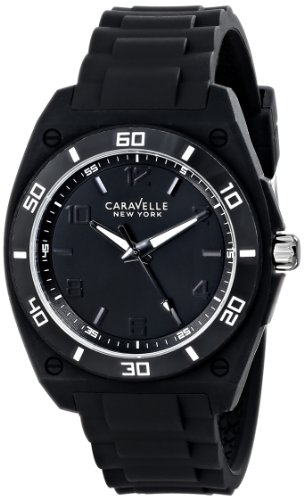 Caravelle New York Mens Watch 43A127