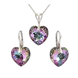 Crystals Stones Top Coraz n...