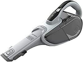 BLACK+DECKER 7.2 V Lithium-Ion Dustbuster with Cyclonic Action, 10.8 W
