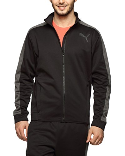 378af7e0f163 Puma 51459301 Mens Synthetic Track Jacket - Best Price in India ...