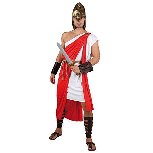 ecker römischen Kostüm, groß (Fuß Soldaten Kostüm)