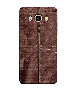 PrintVisa Designer Back Case Cover for Samsung Galaxy On8 (2016) (woody tiles joined together view)