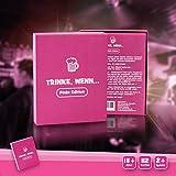 Spielehelden Trinke, wenn.. Pinke Edition - Trinkspiel für deinen Mädelsabend - Tolles Partyspiel und lustige Frauen - Das Must-Have Party Zubehör für tolle Gespräche als Wichtelgeschenke - 3