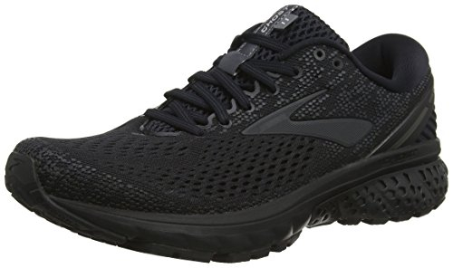 Brooks Ghost 11, Men's Running Running Shoes, Nero (Black/Ebony 071), 7 UK (41 EU)