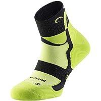 Lurbel COMPETICION - Calcetines, Unisex, Verde - (Pistacho/Negro)
