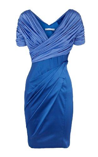 karen-millen-drapierung-satin-cocktail-kleid-dl148-gr-34-blau