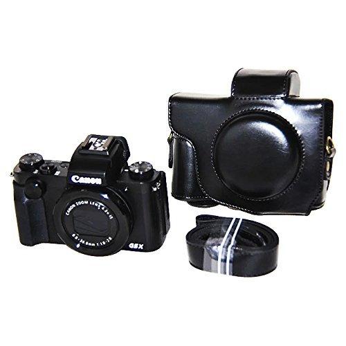 funda-de-piel-de-imitacion-camara-pu-bolsa-para-camara-canon-powershot-g5x-negro