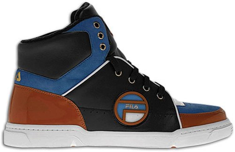 Staple X Fila   Herren Skateboardschuhe schwarz