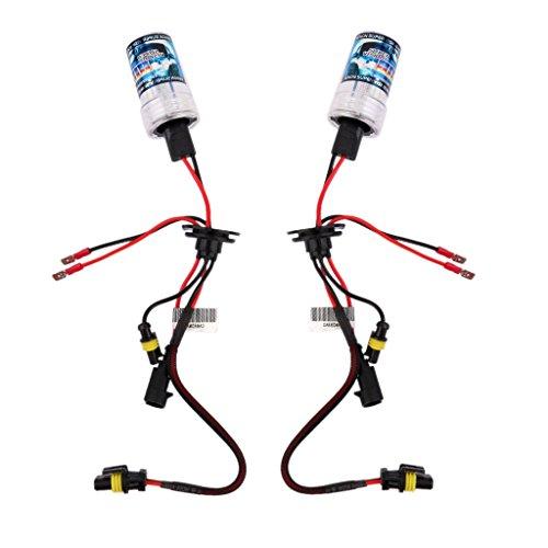 Generic 1 Pair HID Xenon Car Auto Headlight Light Lamp Bulb Bulbs H7 5000K 12V 35W  available at amazon for Rs.650