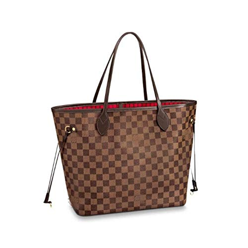 yjll Neverfull Style Designer Woman Organizer Handtasche Damier Tote Schulter Fashion Bag (Tasche Designer Schulter 2 Tasche)
