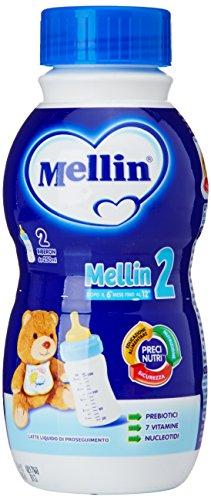 Mellin - Precinutri, Latte liquido di proseguimento,