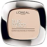 L'Oreal Paris True Match Press Powder, Golden Sand W5