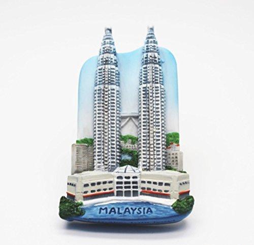 petronas-twin-towers-malaysia-asia-3d-resin-toy-fridge-magnet