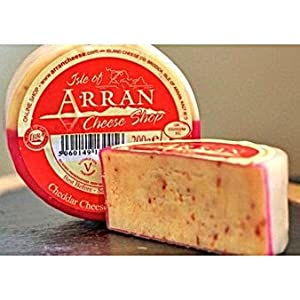 Arran Cheddar Cheese With Chili from Campbells Meat