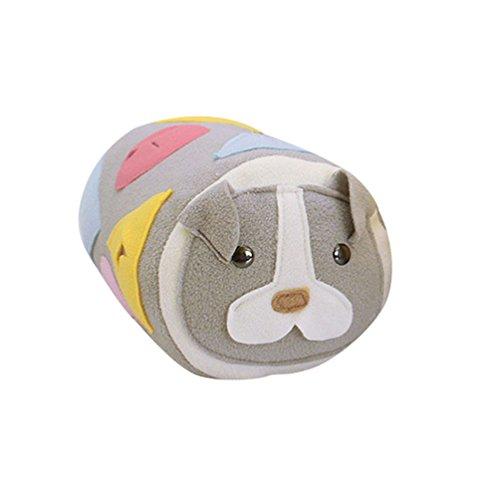 Sentaoa Plüsch Kissen Haustiere Vermisst Spielzeug Hundefutter Treat Feeder Kuscheligen Zähne Reinigung Scratch Kauen Spielzeug (Stil 1,27 * 15 cm)