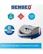 SenseQ Nebulizer for effective medication delivery for children and adult (Steamer)