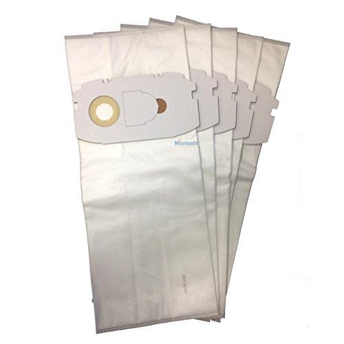 5 Stück Filtersack aus Microflies für Festool CT/CTL Mini, Alternative zu original Nr. 456772 / 498410 von Microsafe®