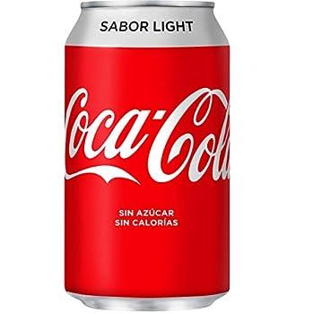 Coca Cola Light Lata 330 ml