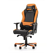 DX Racer Iron IF11 Asiento Gaming Naranja