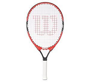 Wilson Children's Kid's Roger Federer Racquet Red/Grey, 23 Grip Review 2018