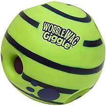 WOBBLE WAG GIGGLE La Balle sonore pour Chien - Vu à la Télé
