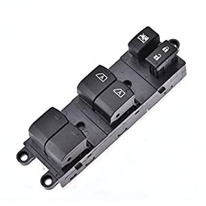 25401-ZL10A Master Power Window Switch Control Fit For 2007-12 Nissan Pathfinder