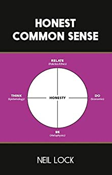 Honest Common Sense: A Brief Philosophy for Honest, Civil Human Beings by [Lock, Neil]