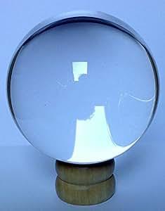 Boule de Voyance en Cristal 80mm