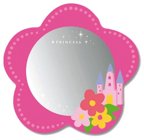 Dinico Decofun 46511 Wandspiegel Princess
